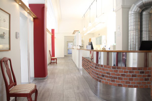 Reception Örnen Tandvård